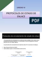 VI. Protocolos de Estado de Enlace