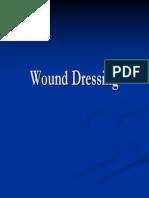 Wound Dressing