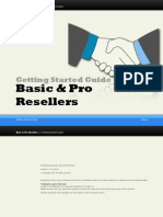 Getting Started Godaddy Basic and Pro Reseller API