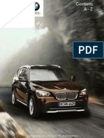 20140325 Bmw X1 e84 Owners Manual
