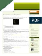 Kampus Teknik Sipil_ Cara Menghitung Volume Beton Bertulang