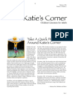 Katie's Corner Layout