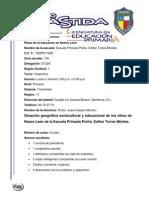 Retos de la educación en Nuevo León