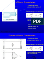 Stress Concentration (2)