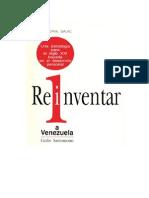 Reinventar a Venezuela Por Giulio Santosuosso