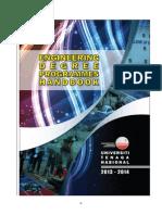 Engineering Degree Programmes Handbook 2013-2014