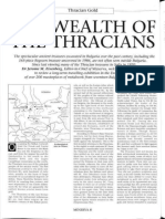 Wealth of the Thracians-Ancient Gold and Silver From Bulgaria - Minerva Supplement-EPUB