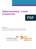 Global Digital Fundraising