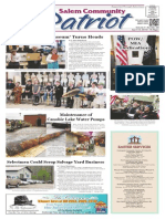 Salem Community Patriot 4-18-2014