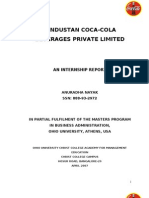 Hindustan Coca-cola Beverages Private Limited