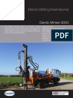 Dando Mintec 9000 (Dando Drilling Indonesia)
