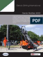 Multitec-9000 (Dando Drilling Indonesia)