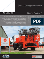 Dando Geotec 6 (Dando Drilling Indonesia)