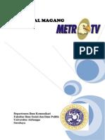Proposal Magang Ahjeunk METROTV[1]