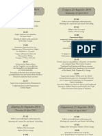 (ΕΝΘΕΤΟ) Αναλυτικό Πρόγραμμα Εκδηλώσεων 2014