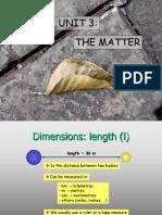 Unit 3.Matter (1)