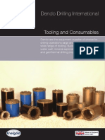 Tooling and Consumables (Dando Drilling Indonesia)