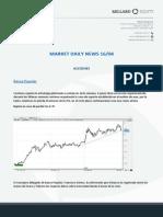 Informe de Mercado 16-04-2014