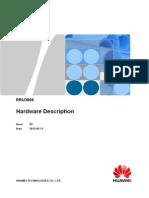RRU3808 Hardware Description(09)(PDF)-En