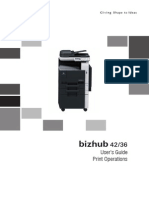 Bizhub 42 36 Ug Print Operations en 2 1 0