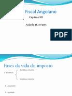 Sistema Fiscal Angolano