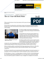 The Intelligent Investor_ the 107-Year-Old Stock Picker - WSJ