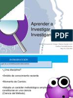 Presentación ITD Investigación Educativa