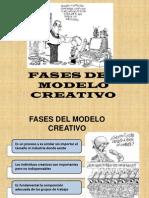 Fases Del Modelo Creativo