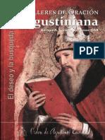 Eguiarte, Enrique a - Talleres de Oracion Agustiniana