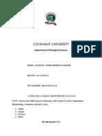 Invertebrates of Medical and Veterinarary Importance