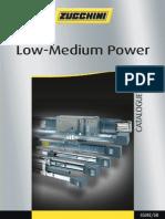 CG08Z_GB - Low Medium Power Zucchini Catalogue 2008_09 - Ed 11_08 - Part 1