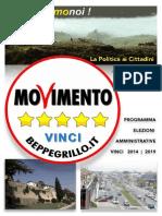 Programma Completo m5s Vinci