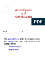 Loads on Aircrafts