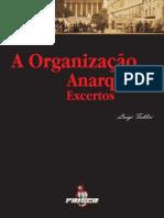 A organização anarquista-Luigi Fabbri