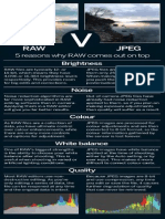 Knowledge - RAW vs JPEG