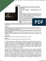 Eduardo Pellejero, Las nuevas aventuras de la dialéctica (In. Observaciones Filosóficas, nº 8).pdf