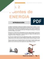 Cap 2 Fuentes de Energia 19 Mayo 2013