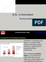 B.Sc. in Animation