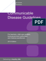 2013 Doh Communicable Disease Guidelines