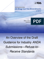 Day1.2 - Young - An Overview of the Draft Guidance for Industry - ANDA Submissions RTR