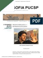 Revista Paralaxe, Cinco perguntas a Eduardo Pellejero.pdf