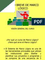 CURSO BREVE DE MARCO LÓGICO