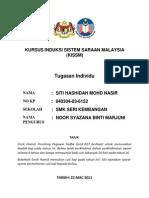 Kursus Induksi Sistem Saraan Malaysia
