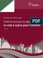 Feuille de route pour les régions rurales (1)