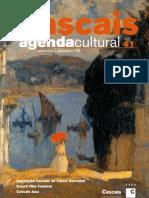 Agenda Cultural de Cascais n.º 41 - Novembro e Dezembro 2009