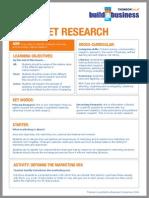 TL BAB Lesson 4 Market Research