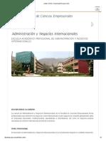 Juntos! UPeU _ Universidad Peruana Unión