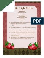 Pi Menu - Traffic Light - Normal