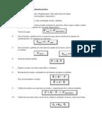 resumen metodo matricial