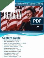 reagan presidency 1981-1989 powerpoint